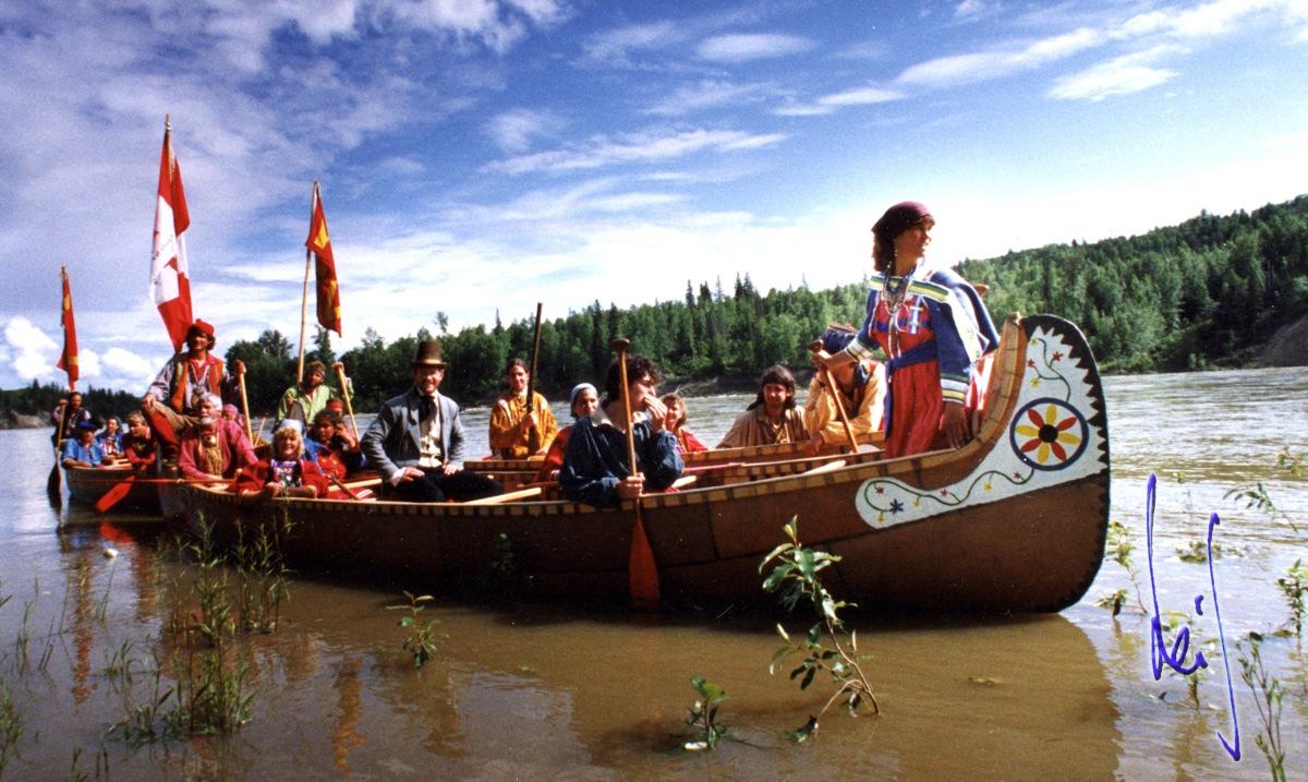 Voyageurs 200 Year Anniversary Leif Grandell